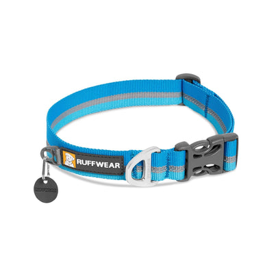 Ruffwear Crag Collar Blue Dusk, Durable Dog Collar | Barks & Bunnies