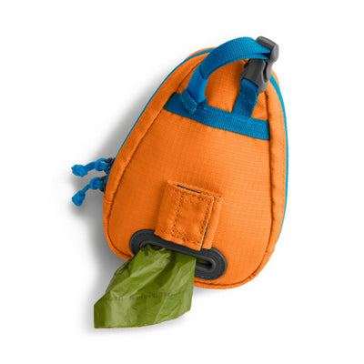 Ruffwear Stash Bag Orange Poppy, Pick Up Bag Dispenser | Barks & Bunnies