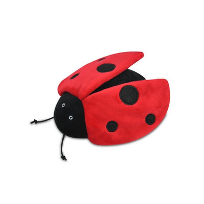 P.L.A.Y. Ladybird Lola Dog Toy, Eco-Friendly | Barks & Bunnies