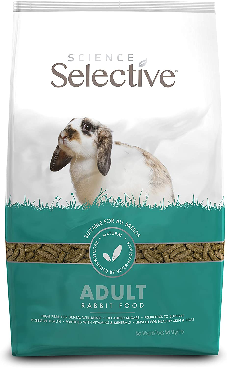 FREE SAMPLE (max one per person) Science Selective Adult Rabbit Food