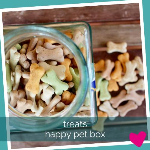 Happy Dog Treat Subscription Box UK Delivery | Barks & Bunnies