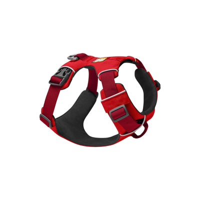 Ruffwear Front Range Harness, NEW 2020 Red Sumac | Barks & Bunnies