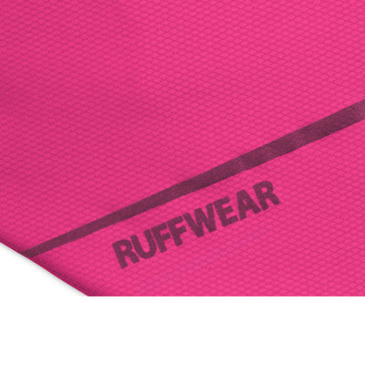 Ruffwear Sun Shower Dog Coat Alpenglow Pink 2018 Lightweight & Waterproof | Barks & Bunnies