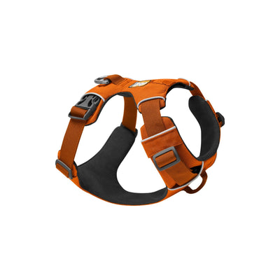 Ruffwear Front Range Harness, NEW 2020 Campfire Orange | Barks & Bunnies