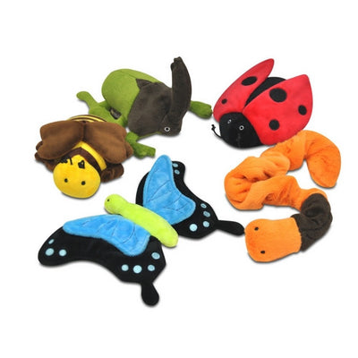 P.L.A.Y. Bee Burt Designer Dog Toy, Eco-Friendly | Barks & Bunnies