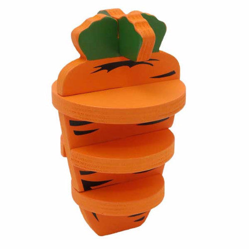 Rosewood Boredom Breaker 3D Carrot Rabbit Toy | Barks & Bunnies