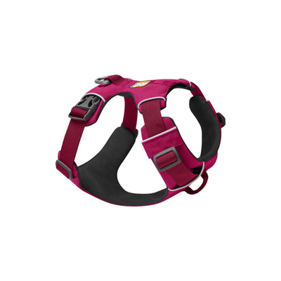 Ruffwear Front Range Harness, NEW 2020 Hibiscus Pink | Barks & Bunnies