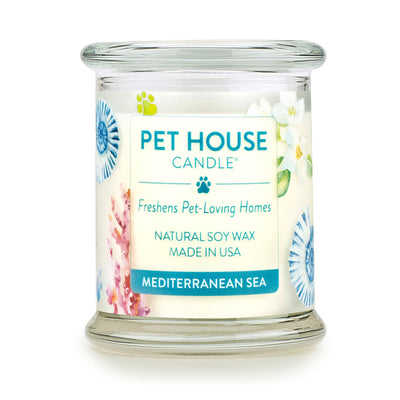 All Fur One Pet House Natural Soy Wax Candle Jars | Barks & Bunnies