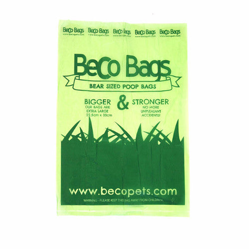 Beco Bags Dispenser Pack Dog Poop Bags | Barks & Bunnies