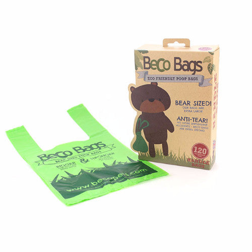 Beco Bags Dog Poop Handle Bags | Barks & Bunnies