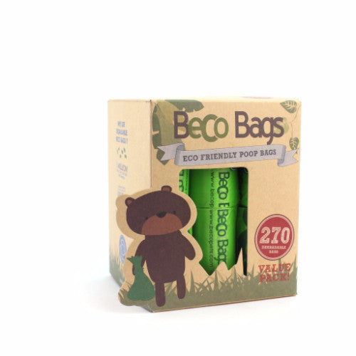 Beco Bags Dog Poop Bag Value Pack | Barks & Bunnies
