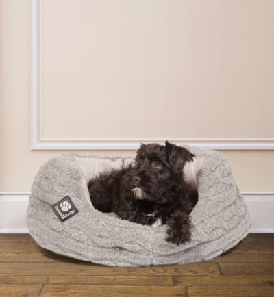 Danish Design Bobble Deluxe Slumber Bed for Dogs & Puppies | Barks & Bunnies