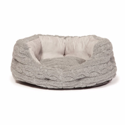 Danish Design Bobble Deluxe Slumber Bed for Dogs | Barks & Bunnies