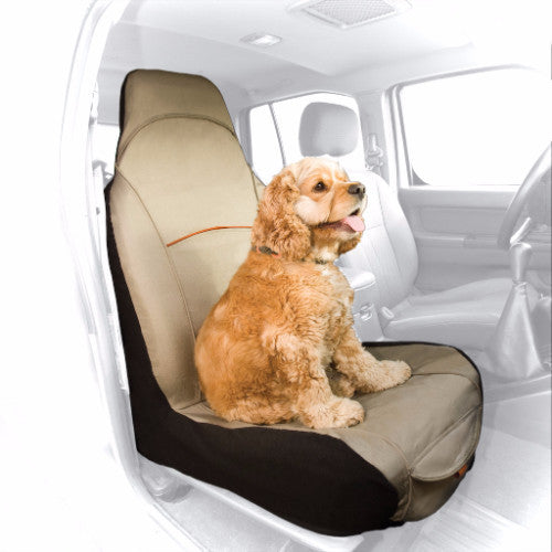 Kurgo CoPilot Seat Cover, Waterproof Car Seat Cover | Barks & Bunnies