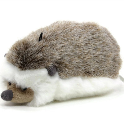 Fluff & Tuff Harriet Hedgehog, Durable Plush Dog Toys | Barks & Bunnie
