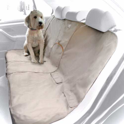 Kurgo Bench Seat Cover, Rear Car Seat Cover | Barks & Bunnies