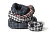 Danish Design Lumberjack Deluxe Slumber Bed for Dogs | Barks & Bunnies