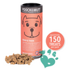 Pooch & Mutt Brain & Train Natural Dog Treats | Barks & Bunnies