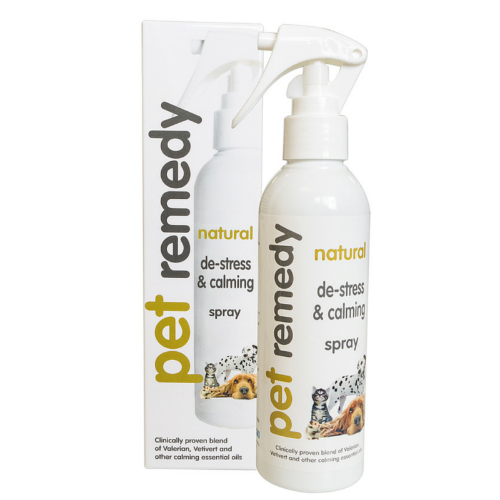 Pet Remedy Calming Spray 200ml for Dogs, Rabbits & all Pets | Barks & Bunnies