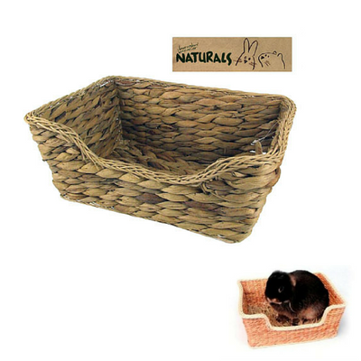 Rosewood Chill 'n' Snooze Bed for Rabbits & Small Animals | Barks....