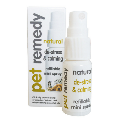 Pet Remedy Mini Calming Spray for Dogs & Rabbits | Barks & Bunnies