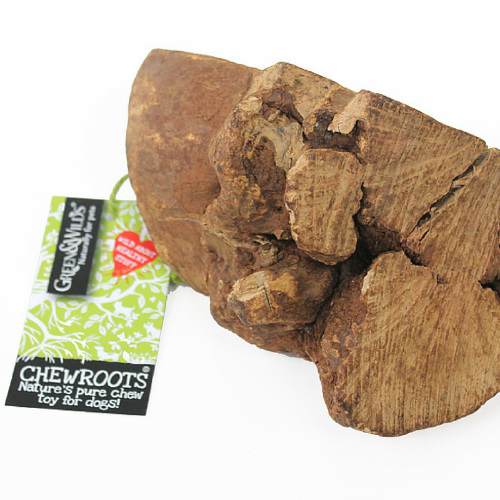 Green & Wilds ChewRoot Wood Tree Root Dog Chew | Barks & Bunnies