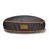 PLAY Urban Denim Round Bed, Luxury Designer Dog Bed | Barks & Bunnies