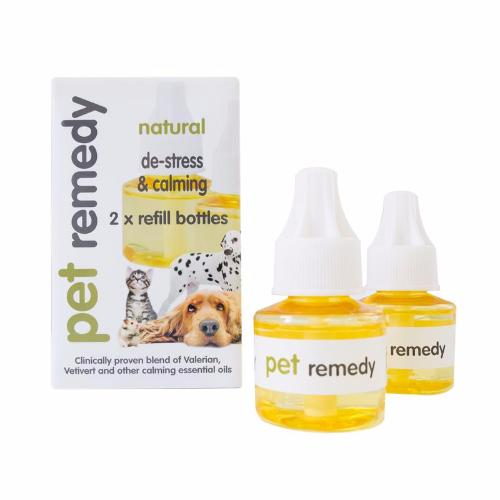 Pet Remedy Refill Pack x2 for the Diffuser Plug In | Barks & Bunnies