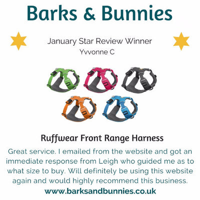 Ruffwear Front Range Harness 2017 for Dogs & Puppies | Barks & Bunnies