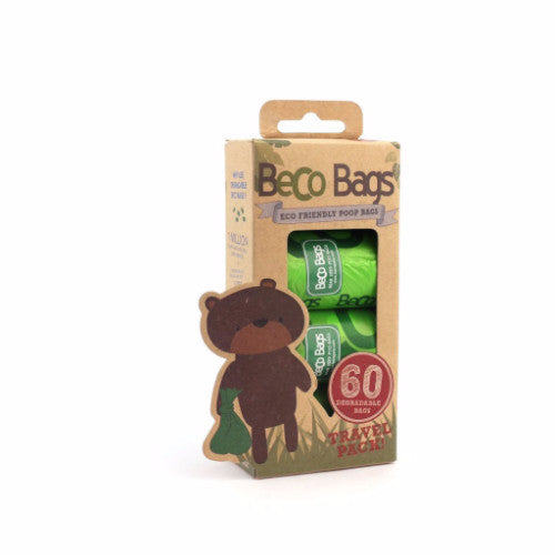 Beco Bags Dog Poop Bags Travel Pack | Barks & Bunnies