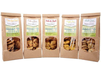 Handmade, natural, vegetarian dog treats by Barks & Bunnies | Barks & Bunnies