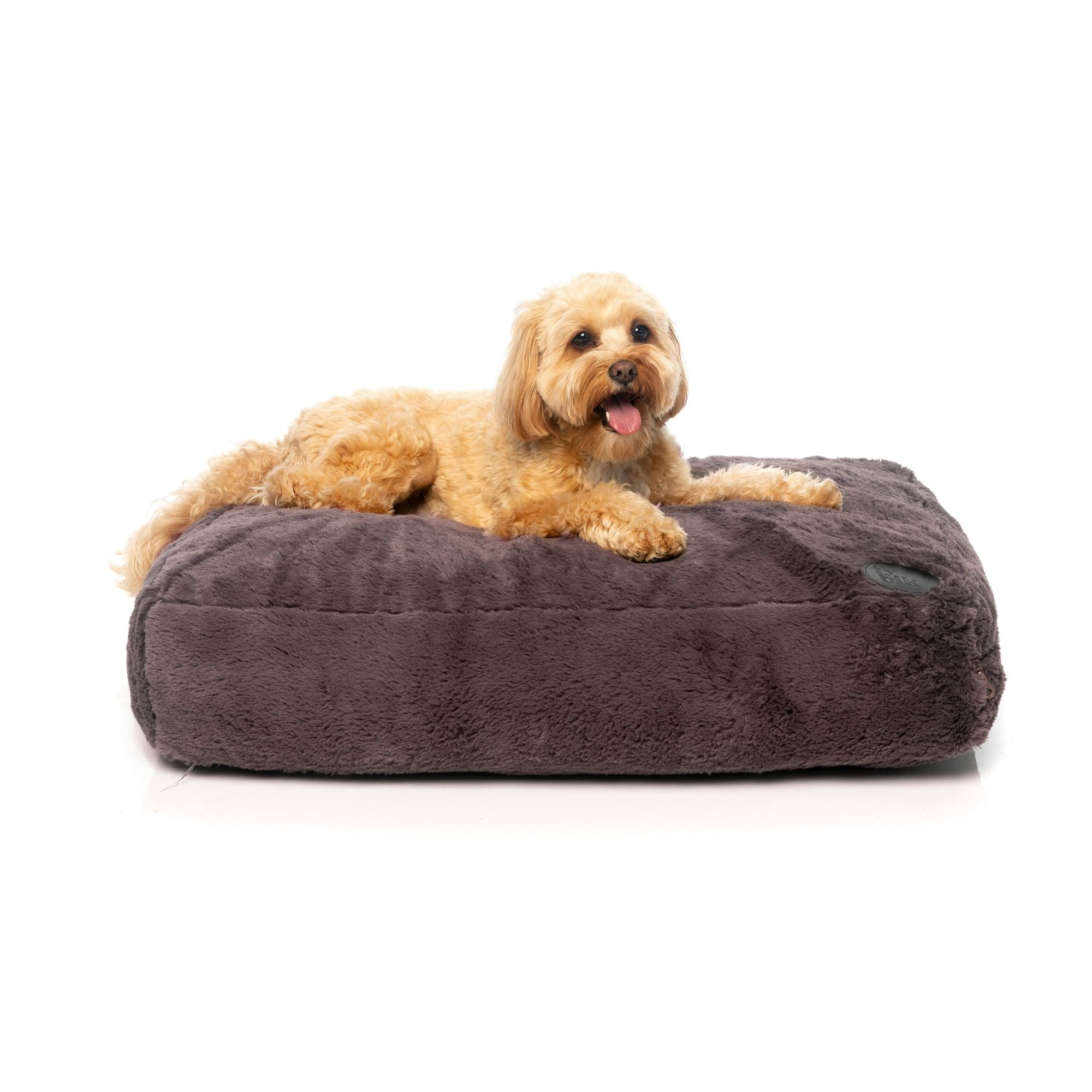 Fuzzyard Nanook Dog Bed, Luxury Pillow Cushion | Barks & Bunnies