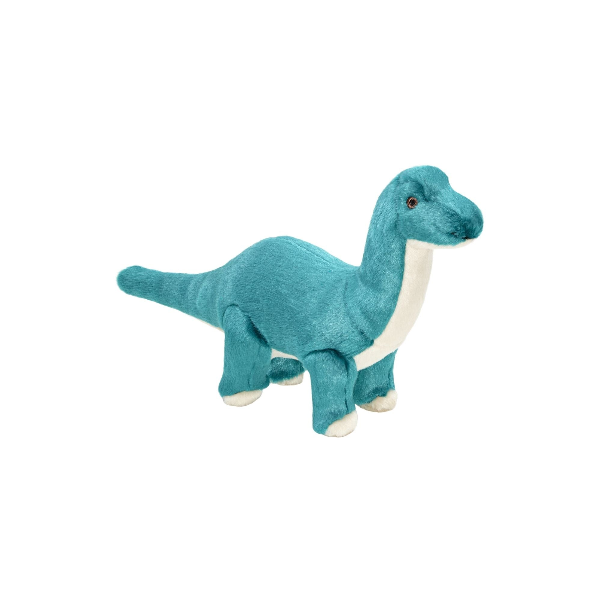Fluff & Tuff Ross Brachiosaurus, Durable Plush Dog Toys | Barks & Bunnies