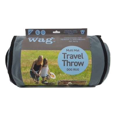 Henry Wag Multimat Travel Throw Dog Rug | Barks & Bunnies