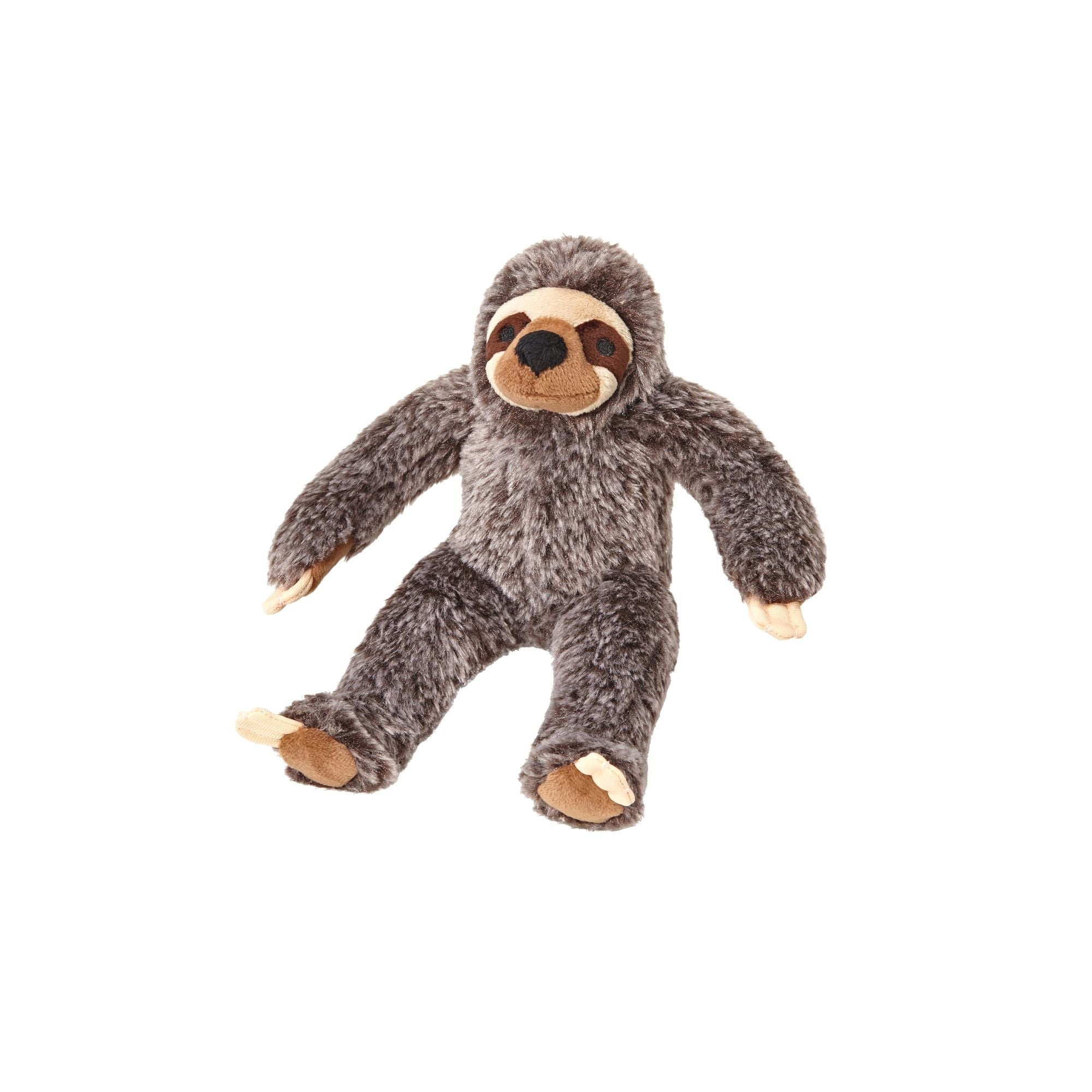 Fluff & Tuff Sonny Sloth, Durable Plush Dog Toys | Barks & Bunnies
