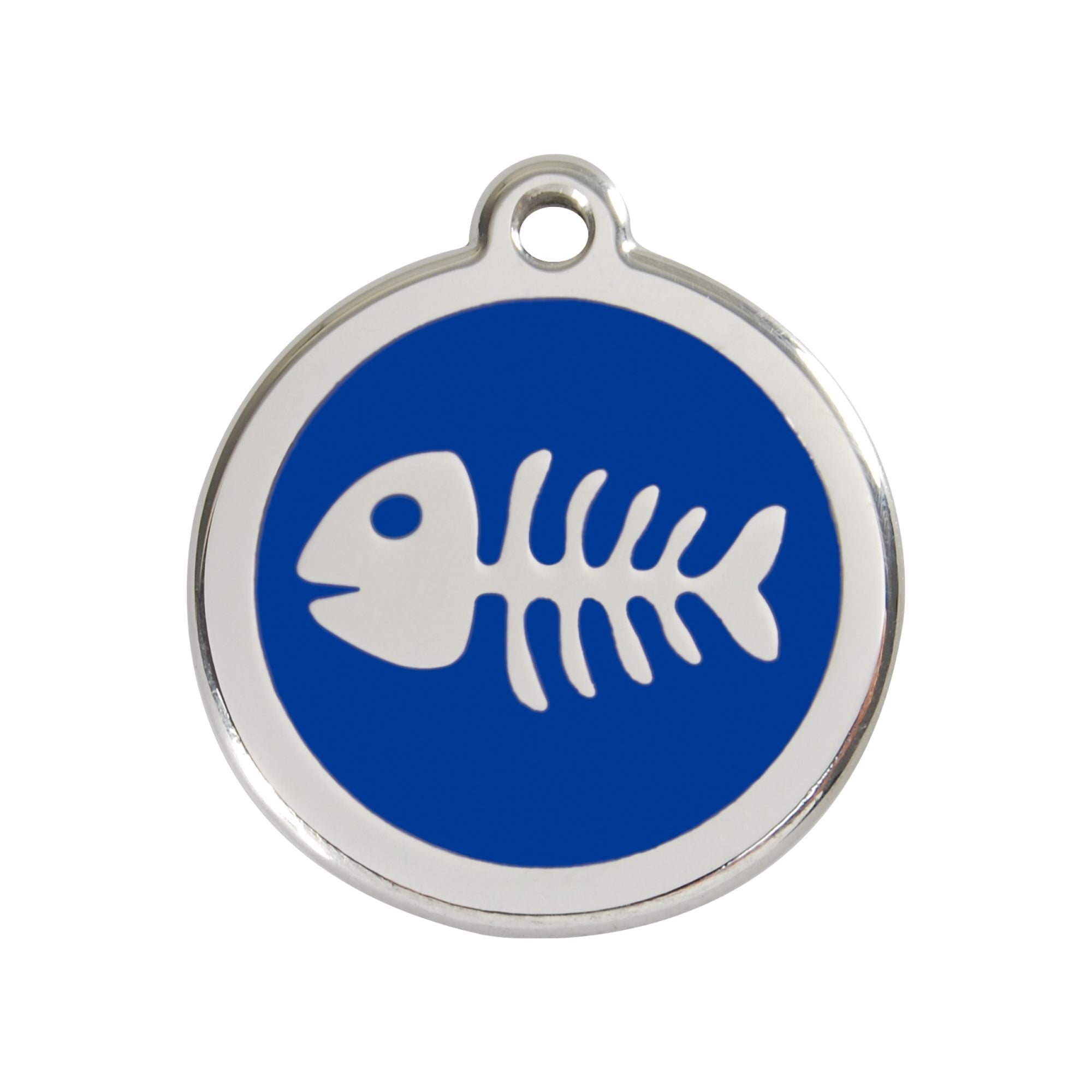 Fish Bone Tag