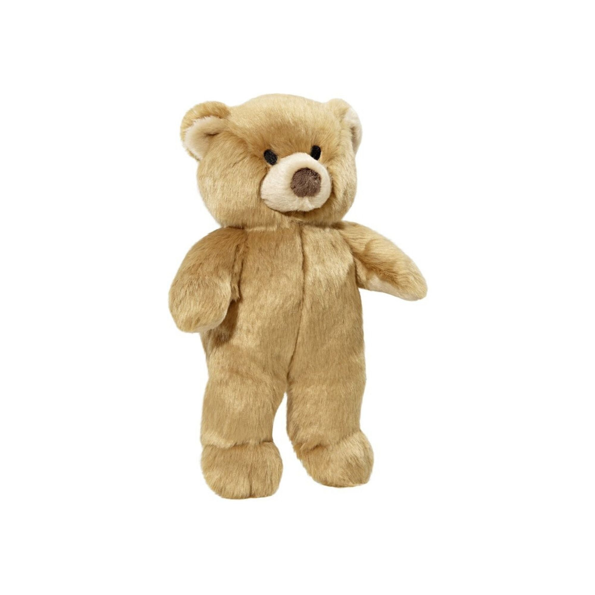 Fluff & Tuff Mr.Honey Bear, Durable Plush Dog Toys | Barks & Bunnies