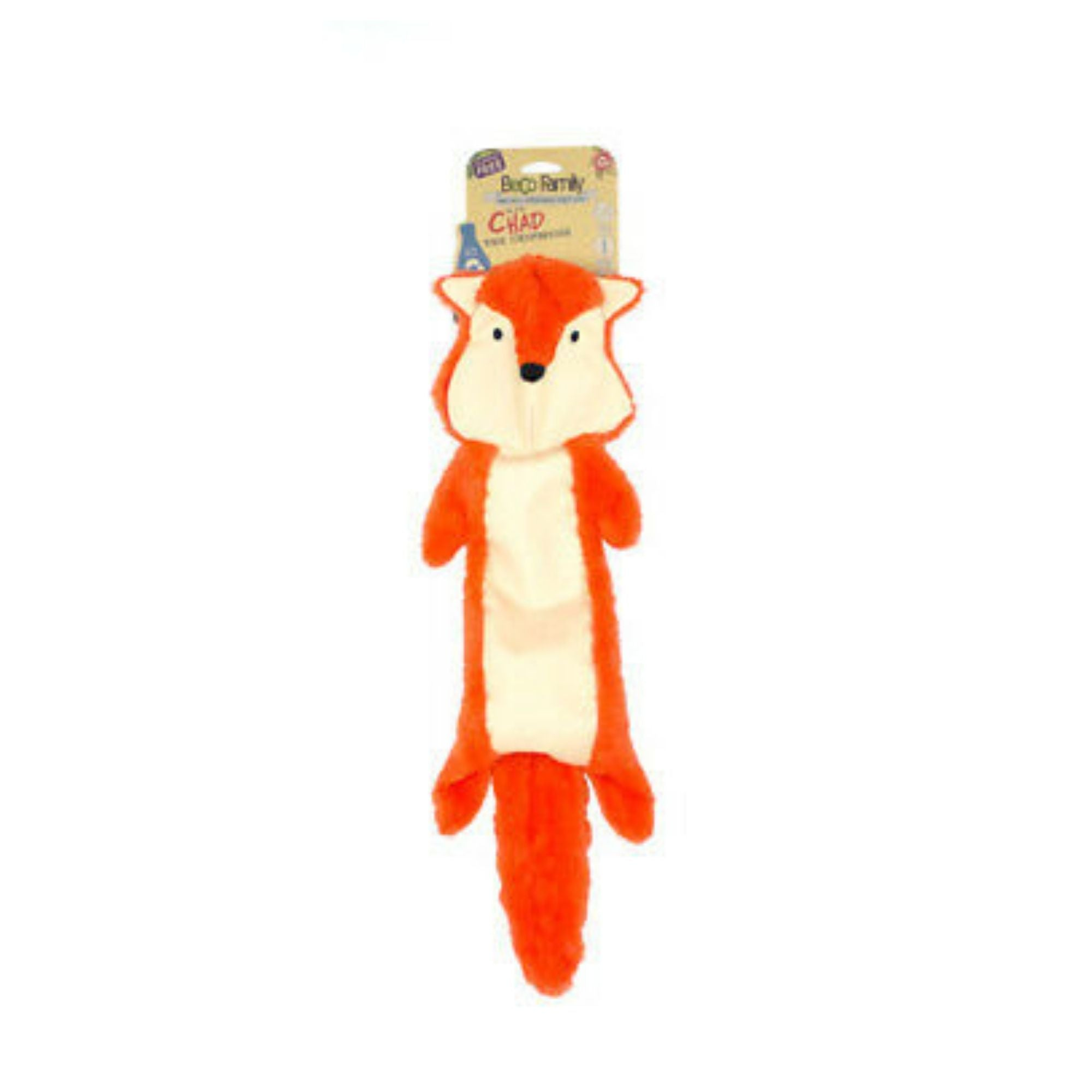 Beco Pets Eco Friendly Dog Toy Stuffing Free Chipmunk | Barks & Bunnies