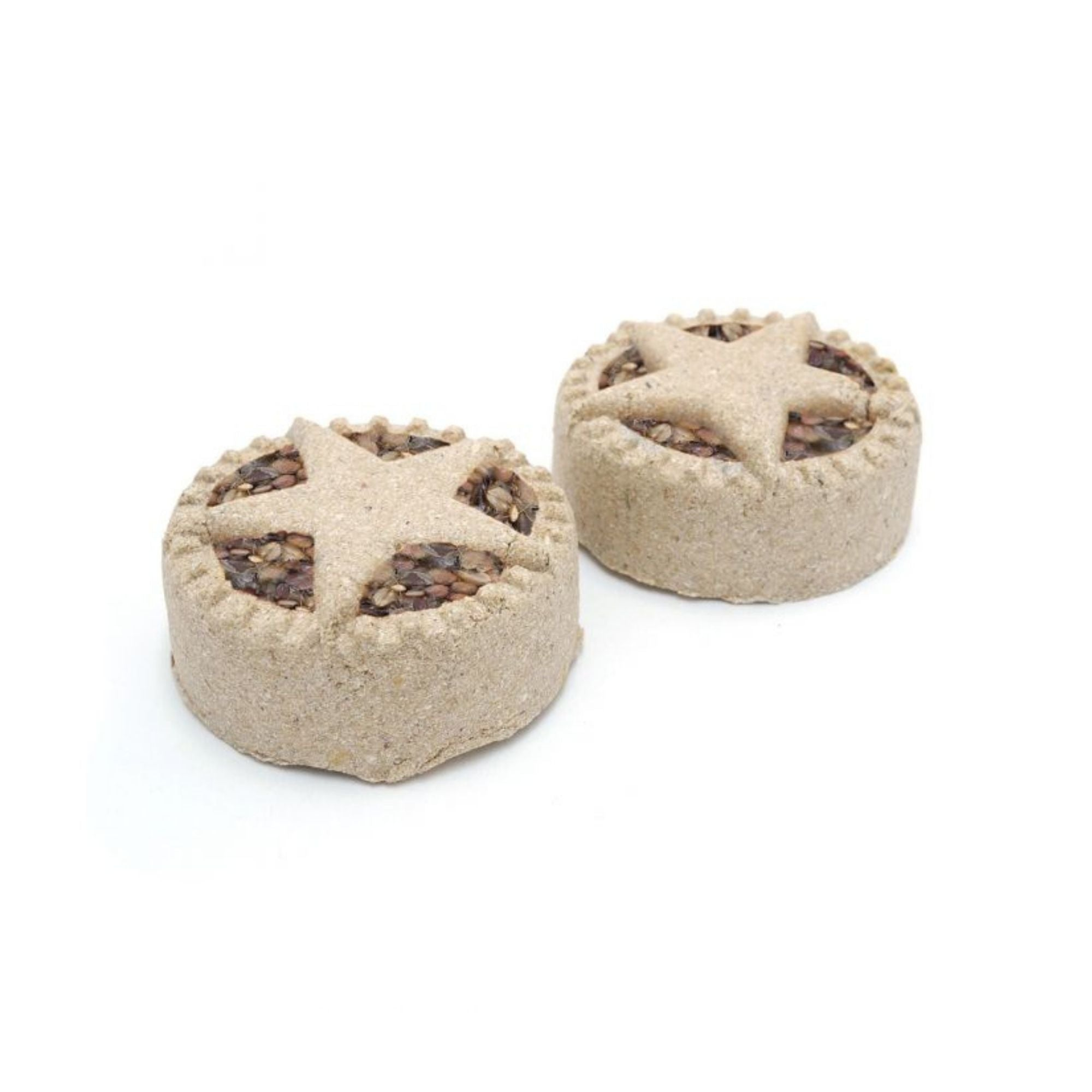 Rosewood Treat 'n' Gnaw Mince Pies Xmas Treats for Small Animals | Barks & Bunnies