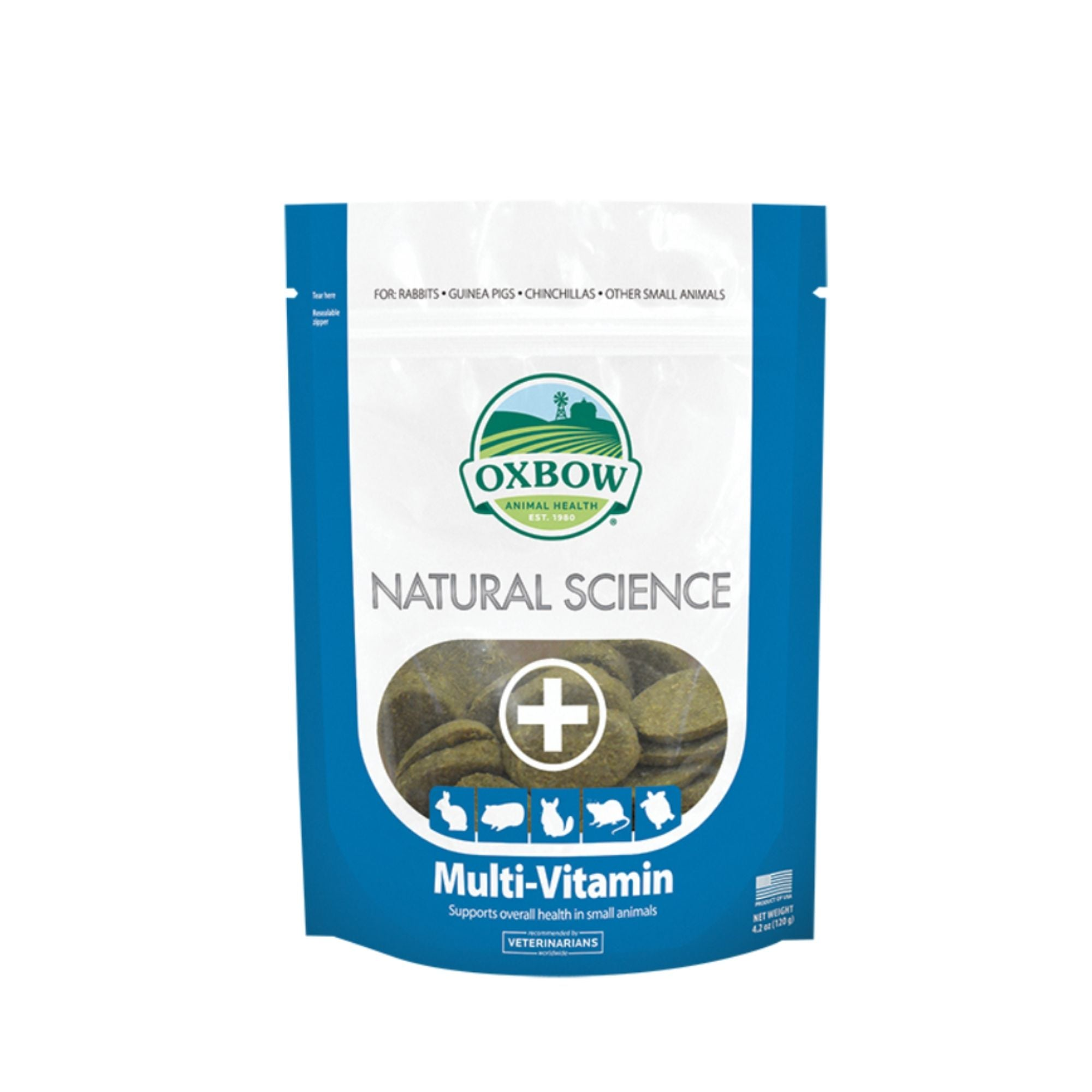Oxbow Natural Science Multi-Vitamin for Small Animals | Barks & Bunnies