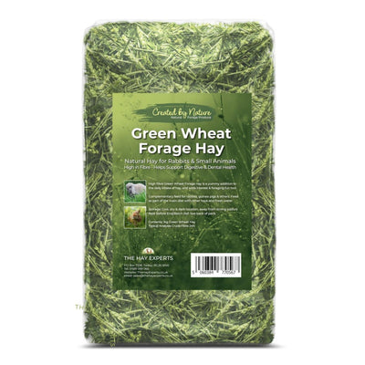 Green Wheat Forage Hay