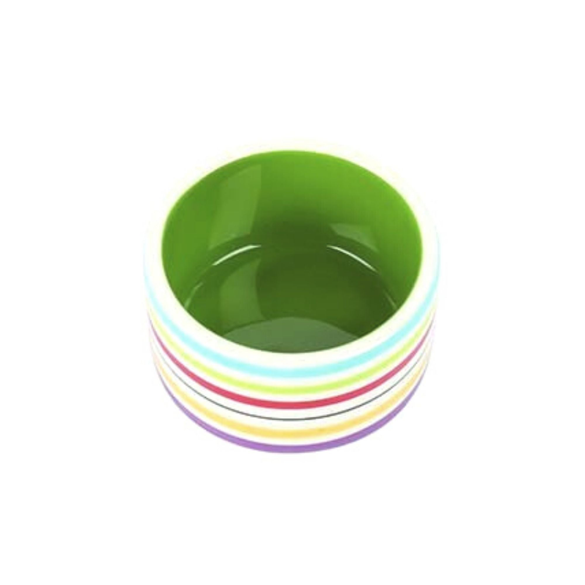 Happy Pet Rainbow Pet Bowl For Hamsters | Barks & Bunnies