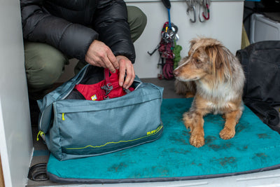 Ruffwear Mt.Bachelor Pad, Portable Dog Travel Bed | Barks & Bunnies