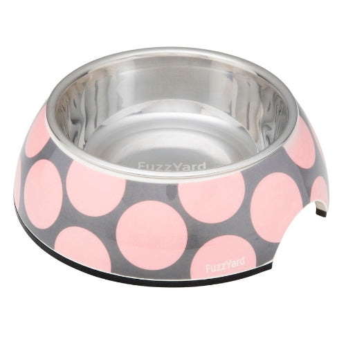 FuzzYard Bubblelicious Easy Feeder Pet Bowl for Dogs | Barks & Bunnies