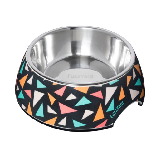 FuzzYard Rad Easy Feeder Pet Bowl for Dogs | Barks & Bunnies
