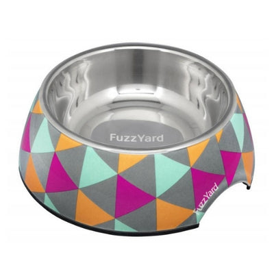 FuzzYard Pop Easy Feeder Pet Bowl for Dogs | Barks & Bunnies