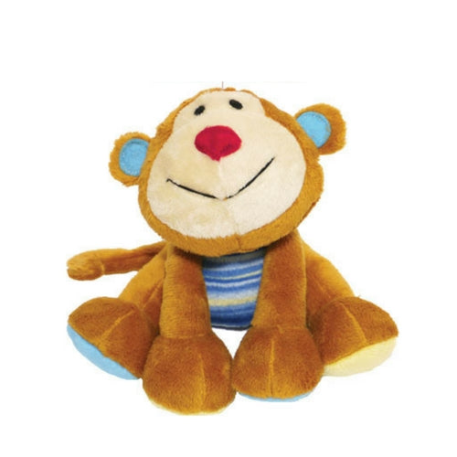Rosewood Chubleez Marvin Monkey Plush Dog Toy | Barks & Bunnies