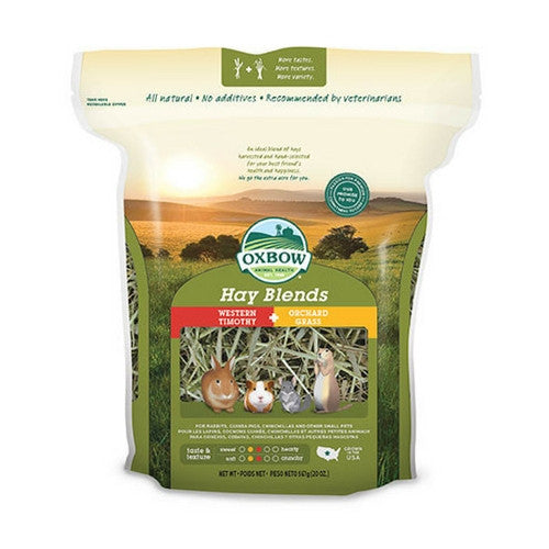 Oxbow Hay Blends for Rabbits & Small Animals | Barks & Bunnies