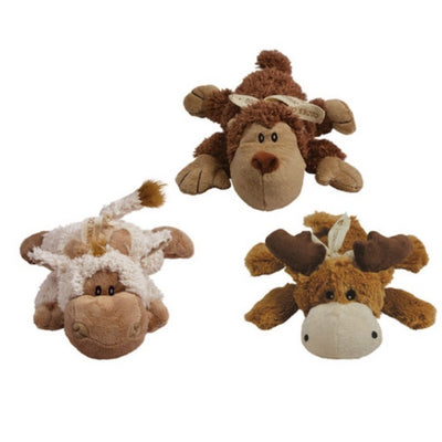 Kong Cozies Dog Toys, Plush Dog & Puppy Toy | Barks & Bunnies