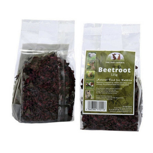 The Hay Experts Beetroot, Natural Treats for Rabbits | Barks & Bunnies